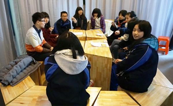 aaaaaaaaaaaaaaaaaaaa800学生讨论PEER 空间建设
